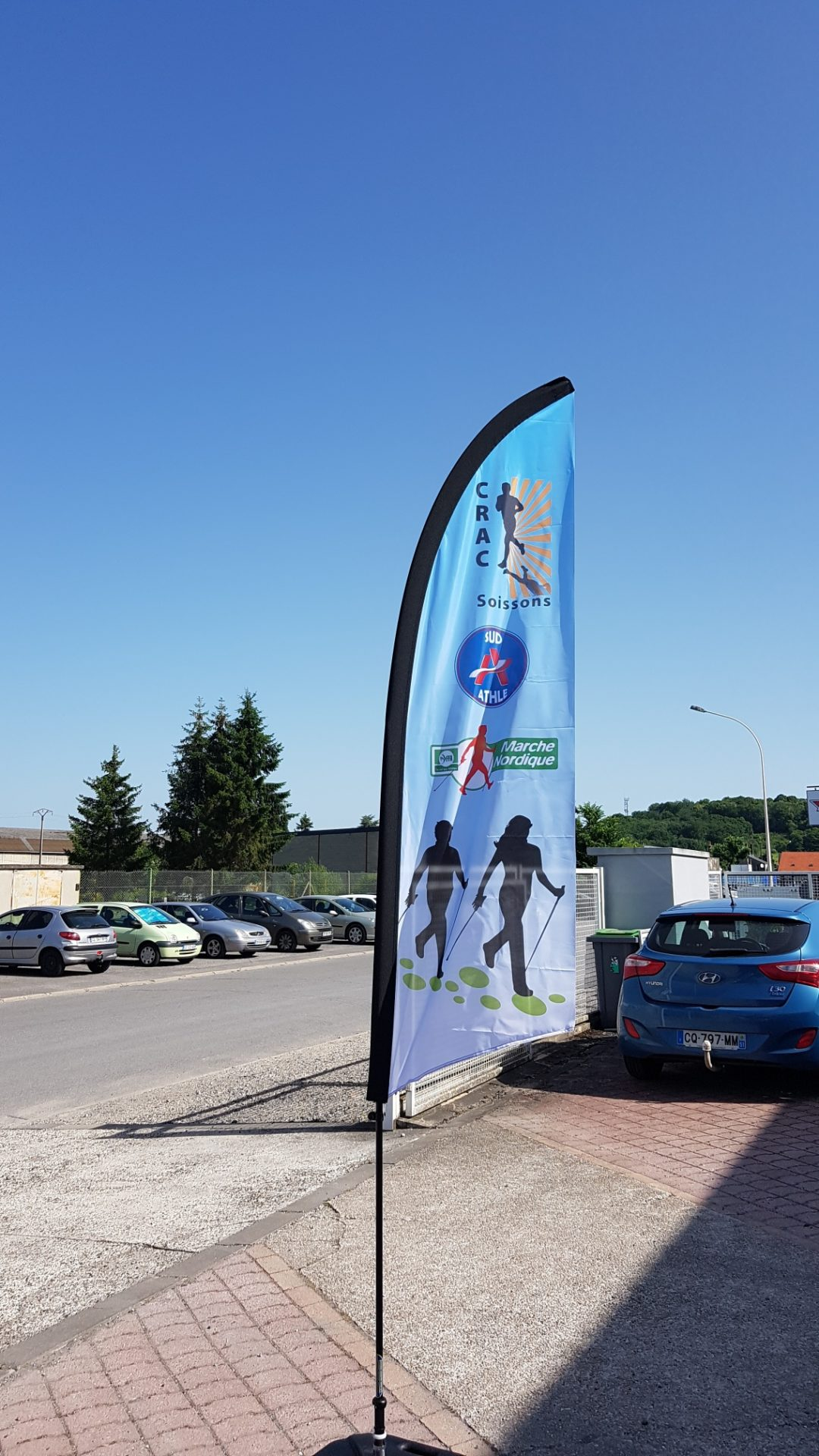 beach flag agence communication soissons